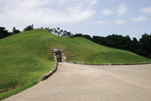 Royal Tomb of King Muryeong, a time capsule from 1,500 years ago 이미지